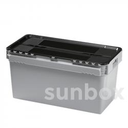 Caja homologada UN 90L (80x40x40cm)
