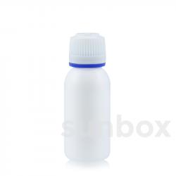 Botella 25ml blanca PE