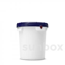 Cubo de 20L con tapa rosca-CLICK PACK