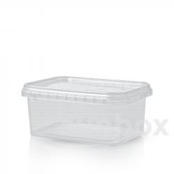 Flexipack rectangular de 400 ml.