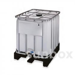 Depósito IBC 1000L, Densidad 1400 - No Homologado