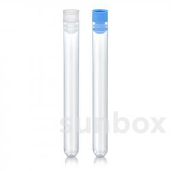 Probeta cilíndrica desechable 15ml