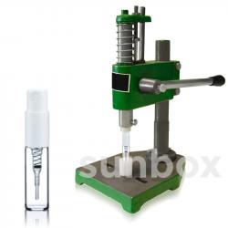 Pack Sample spray 2ml + maquina incluida