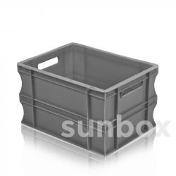 Nueva Caja NE apilable (40x30x23cm) 20L