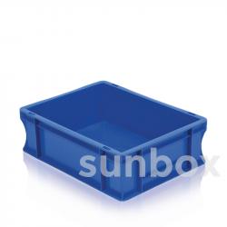 Caja NE Apilable Azul (60x40x10cm) 25L