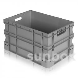 Caja NE apilable (60x40x32cm) 66L NUEVA