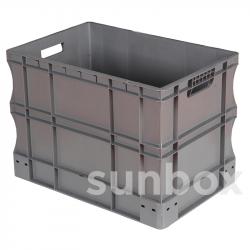 Caja NE apilable (60x40x42cm) 88L NUEVA